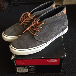 Vans Chukka John Cardiel Dark Grey Size 10.5
